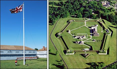 It's the War of 1812 Bicentennial - gotta finally check out Fort George. For the other historical sites Ontario has to offer: http://www.summerfunguide.ca/08/museums-galleries-historical-sites.html #summerfunguide #thingstodoinontario