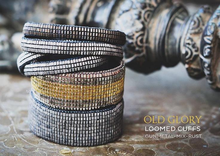 Love Heals Jewelry | Loomed Cuffs @UrbanNest in La Grange, Tx  Call 979.966.0111 #UrbanNest #CottageGatherings
