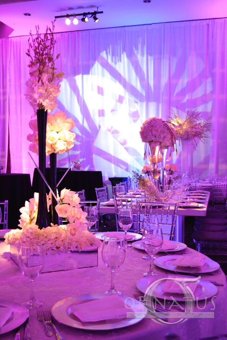 18 best images about exquisite violet wedding decor on pinterest miami lighting and dessert. Black Bedroom Furniture Sets. Home Design Ideas