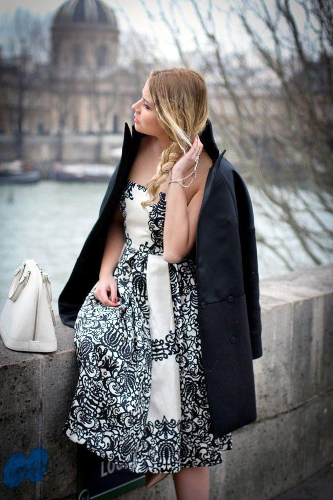 Louis Vuitton Fashion Show: My Outfit  #LV