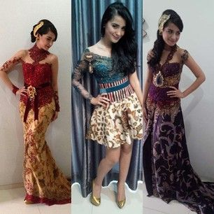 kebaya shireen sungkar | Dress Kebaya & Kebaya | Pinterest | Kebaya