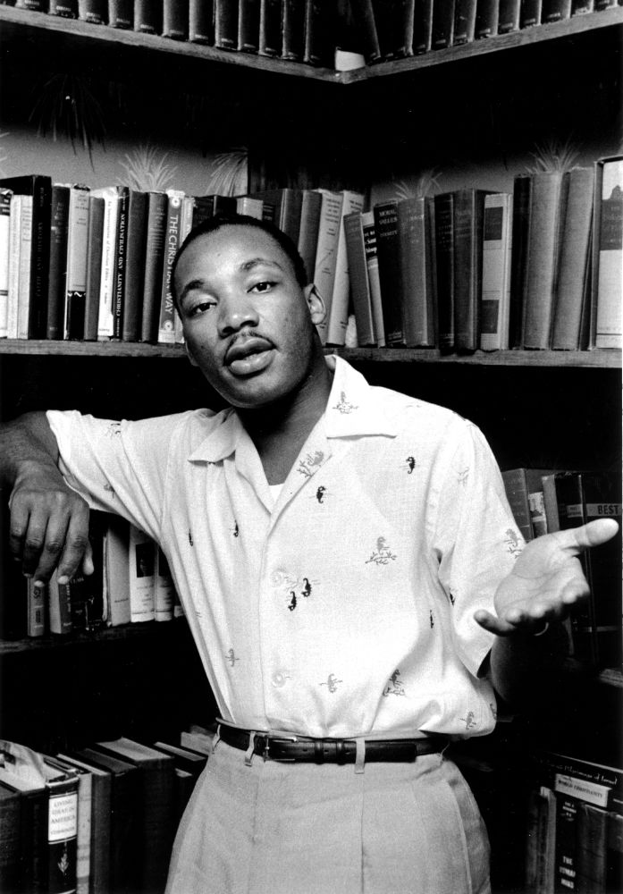 MLK Day 2013: A Look Back At Civil Rights Style (PHOTOS)