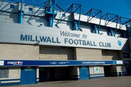 Family Tour of Millwall FC Stadium