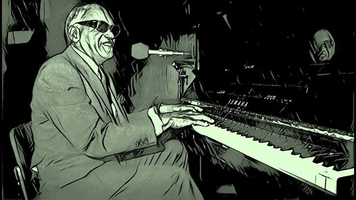 Ray Charles - Lonely Avenue - Youtube HD
