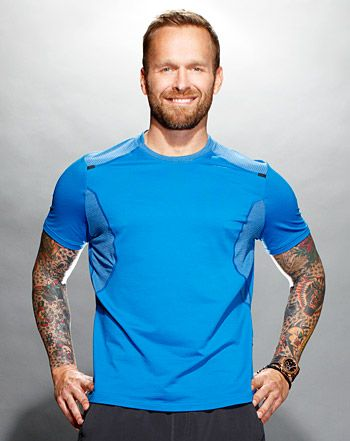 "Peanut Butter & ""Jelly"" Oatmeal recipe --  The Biggest Losers Bob Harper: Why Dieters Cant Skip Breakfast"