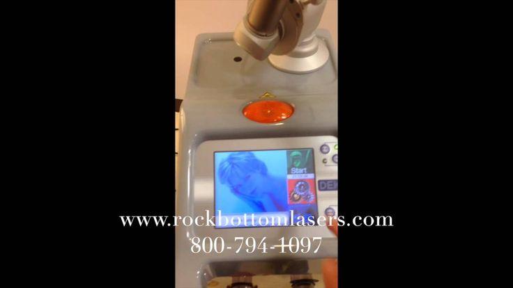 2011 Deka SmartXide Fractional Co2 Laser For Sale