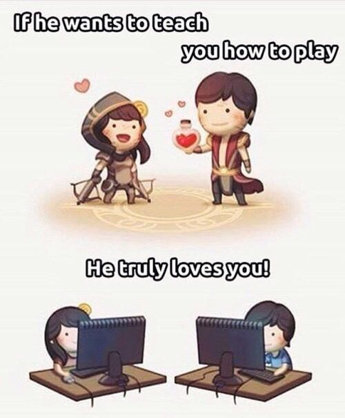 Looking for a gamer boyfriend. EUW :3