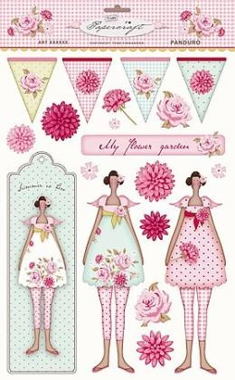 HomeShop by BrandTildaTilda Flower Garden Cut Outs [+] view larger image Mouseover to zoom or click to enlarge