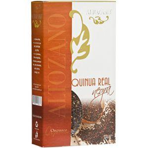Grano de Quinua Real Organica, variedad negra.