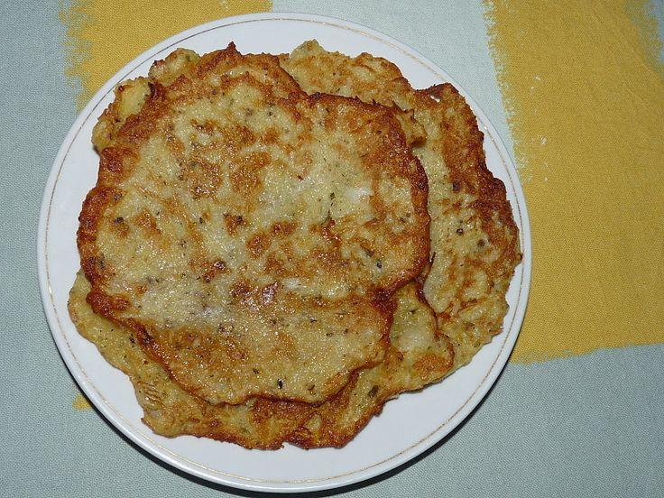 Jak udělat cuketový bramborák | recept