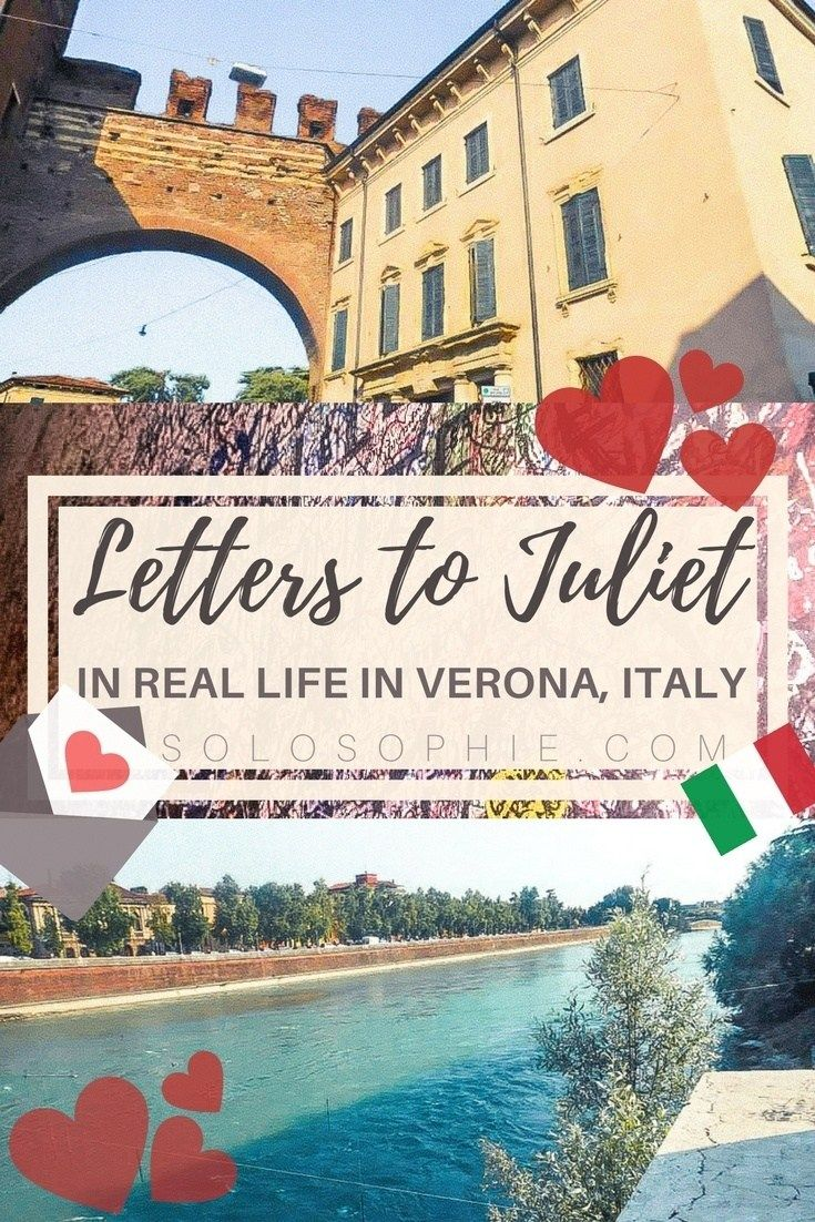 That's amore: Visiting the real life Letters to Juliet courtyard, statue and Juliet balcony in Verona, Italy. Searching for Shakespeare's Love in Italy