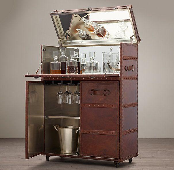 1000 ideas about portable bar on pinterest bar tiki for Mobili bar cart