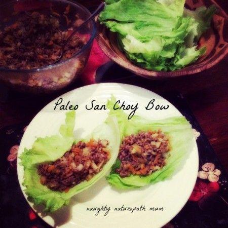 San Choy Bow