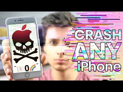 Watch Out For This iPhone-Crashing Text Message | TIME.