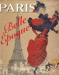 La Belle Epoque: This was the golden age in Paris where peace and prosperity dominated from 1890 until the start of World War I. Art Nouveau was the most famous movement that came out of this era. Description from pinterest.com. I searched for this on bing.com/images