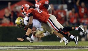 SEC East foes meet in Athens - Jarvus Jones Beast Mode