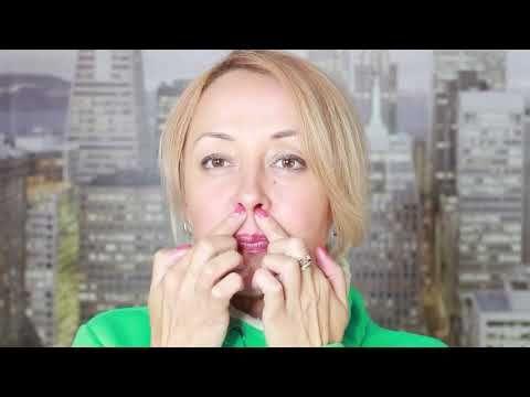 Как избавиться от насморка за 1 минуту (китайский способ) - YouTube