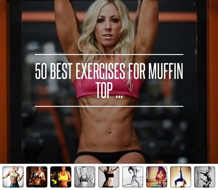 14. Mountain Climbers - 50 Best Exercises for Muffin Top ... → Health