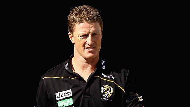 Damien Hardwick - coach of the mighty Richmond Tigers xxx