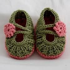 Resultado de imagen para zapatos al crochet paso a paso