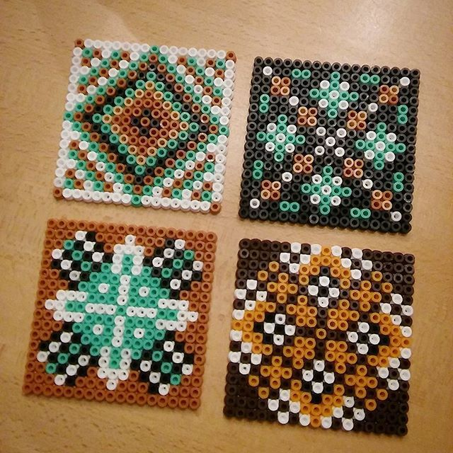 Hama perler bead designs by villi_ingi