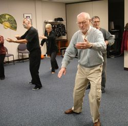 Learn Tai Chi for greater balance, relaxation, strength and overall health. Tai Chi helps Parkinson's patients, too.