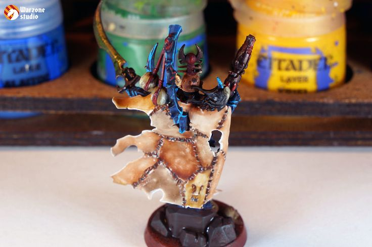 How to paint skin cloak