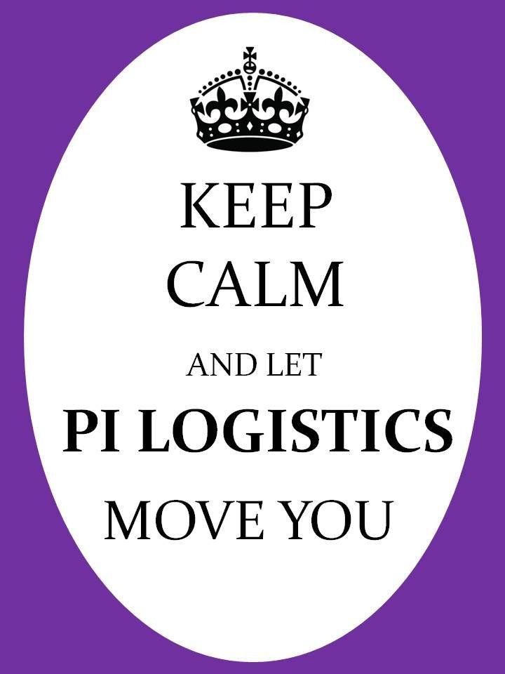 Keep Calm and let PI Logistics move you.