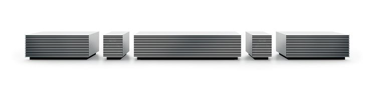 Sony Global - Sony Design | Feature Design | 4K Ultra Short Throw Projector