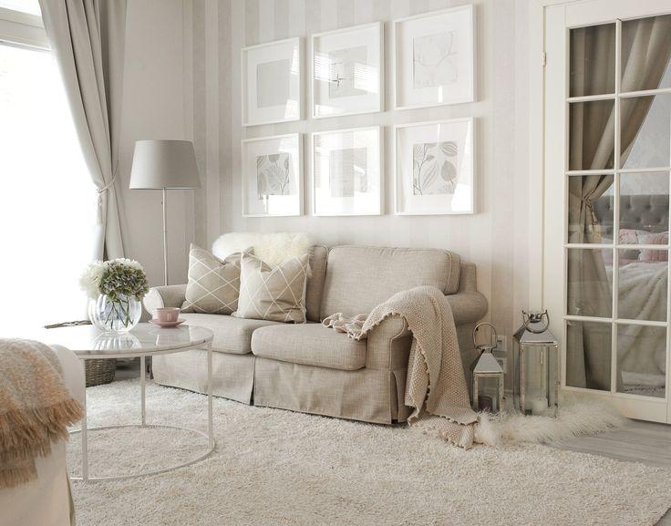 Meidän kodin haastavin huone sisutaa // Pellavaa ja pastellia
