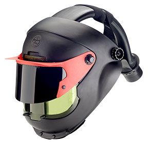 Welding Mask Respirator | ASGE