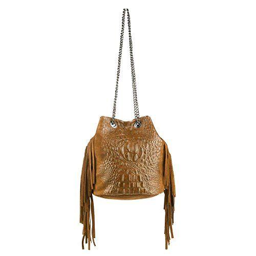 #OBC #Made in #Italy #Damen #Tasche mit #Kette/Kettentasche #Fransen #Wildleder #Kroko #Handtasche #Umhängetasche #Schultertasche OBC Made in Italy Damen Tasche mit Kette/Kettentasche Fransen Wildleder Kroko Handtasche Umhängetasche Schultertasche, , Diese Tasche ist das ideale Begleiter für den Alltag, wird mit einem magnetischem Druckknopf geschlossen, die Tasche hat zwei Kettenhenkel ca. 60 cm lang, schönes Textilinnenfutter, die Tasche mit tollen Details