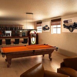 sala de juegos y bar i diseo
