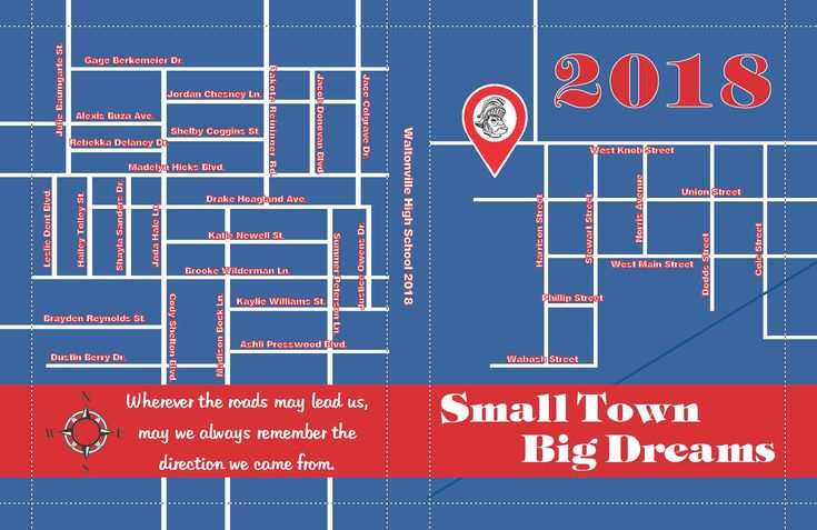 Yearbook Cover Idea 2017 18 Student Created Yearbook Cover Created A Street Map Of The Area Surrounding The School Create Yearbook Yearbook Covers Yearbook