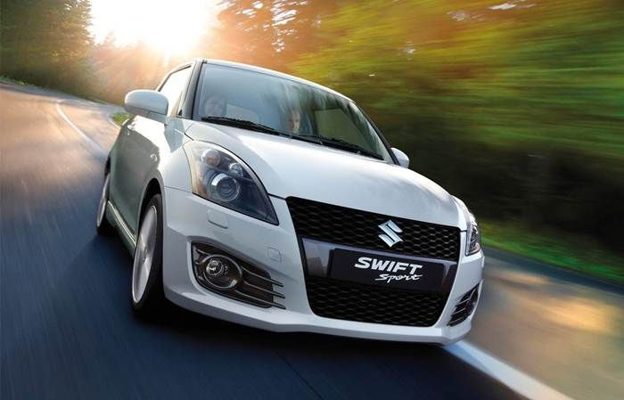 2016 Suzuki Swift Review - http://newautocarhq.com/2016-suzuki-swift-review/