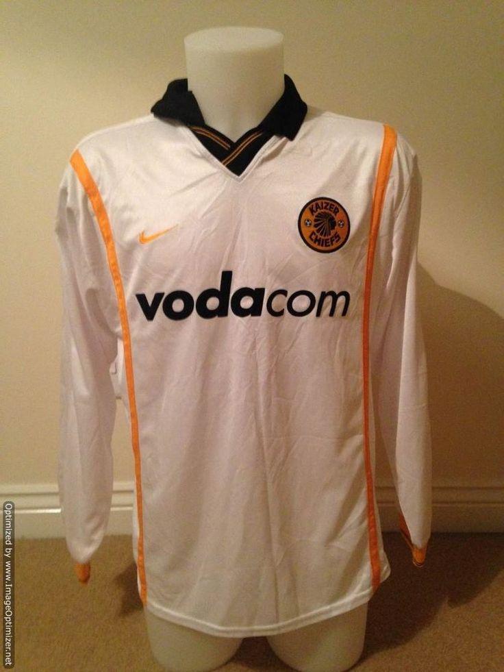 Kaiser Chiefs Football Shirt - South Africa - Memorabilia - Player Shirt?