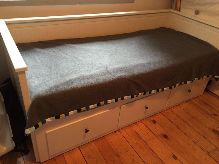 Stunning Ikea Day Bed Including Double Mattress