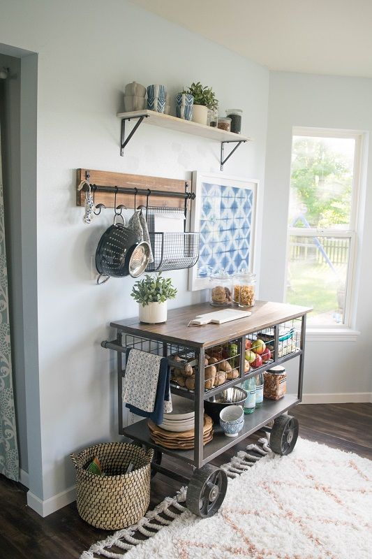 Small Spaces: 4 Cool Kitchen Makeover Tips - Discover, A World Market Blog