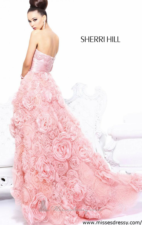 20 mejores imágenes de pink flower dresses en Pinterest | Vestidos ...
