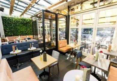[Fotoalbum] Le Grand Café, Arnhem   Entree Magazine