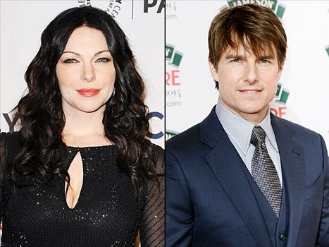 Laura Prepon and Tom Cruise dating!?