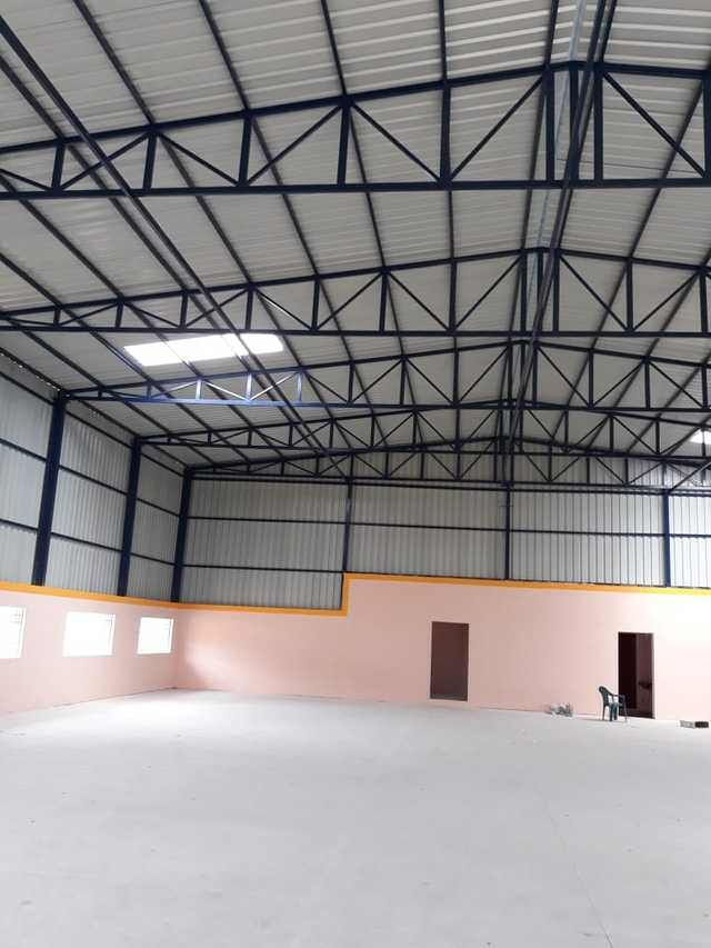 Roofing Shed Company Warehouse Shed Constructions In Chennai