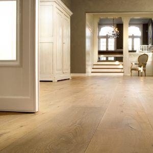 Solid Wood Flooring With Underfloor Heating