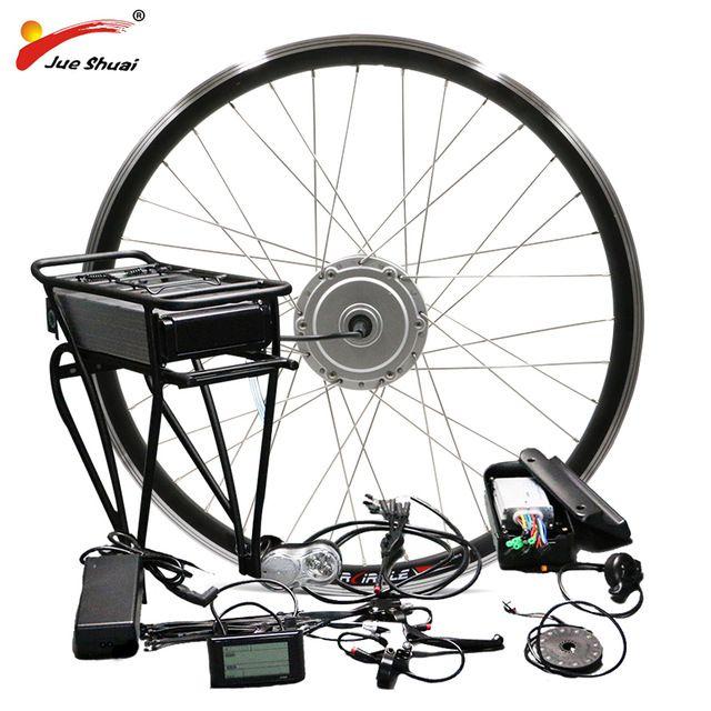 Bafang 8fun Electric Bike Kit 36v 48v 250w 350w 500w Motor Wheel