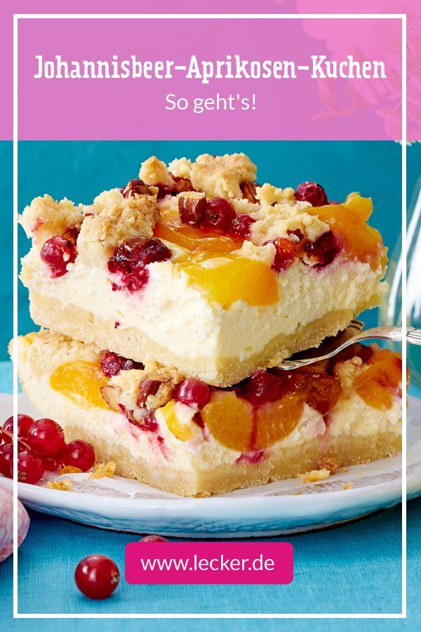 Pin Auf Sommerkuchen Fruchtiges Fur Warme Tage
