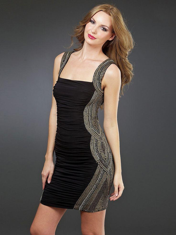 Vintage-Black-Party-Dresses