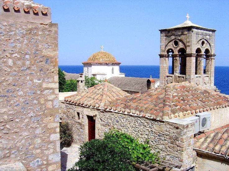 Monemvasia - the old romantic place