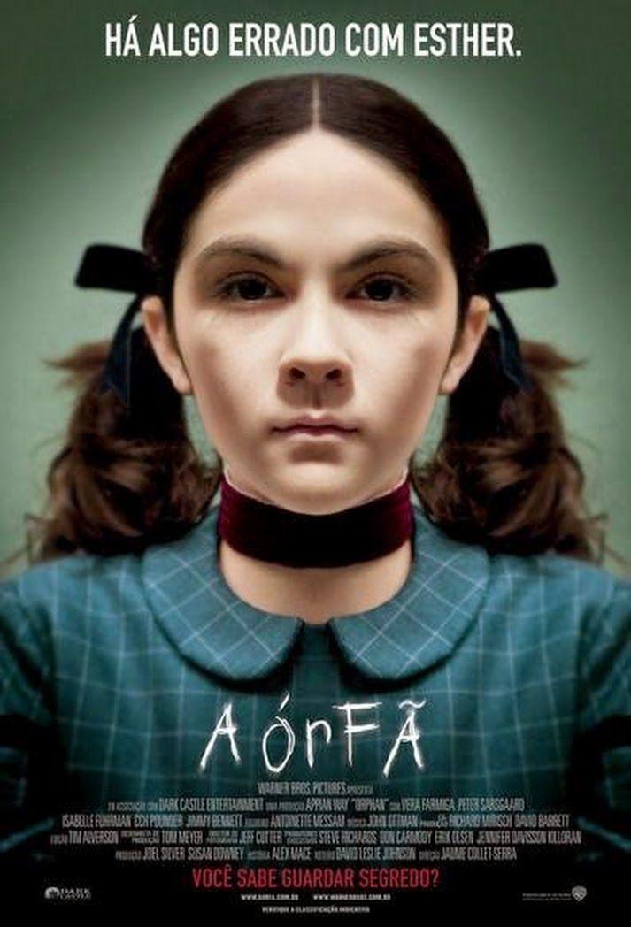 A Orfa Com Imagens Filme A Orfa Filmes De Terror Posteres De