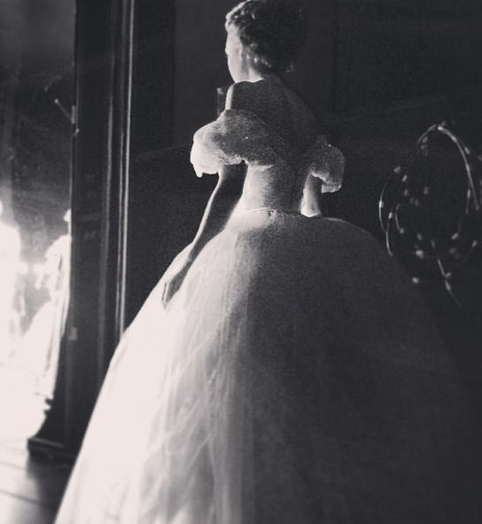 Laura Osnes backstage at Cinderella on Broadway (dream.)