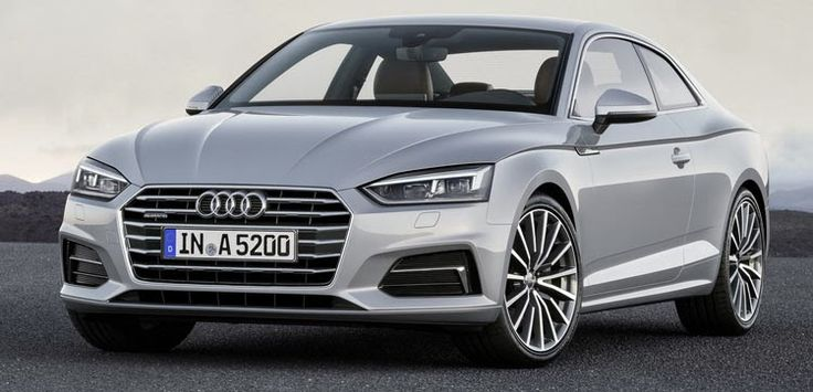 New 2017 Audi A5 & S5 Coupes Are Everything You Expected, And Then Some More #Audi #Audi_A5